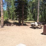 Campsite 113 is very large!