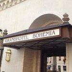 Grand Hotel Bohemia Foto