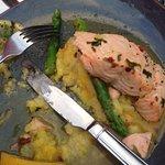 Salmon Salad Nicoise?