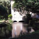 La rivière et le moulin