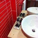menage de baño completo