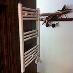 secador/ calefactor de toallas