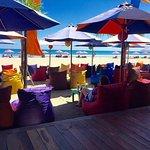 Foto de Blue 9 Beach Bar and Restaurant