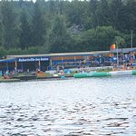 Lac de robertville à quelques kms