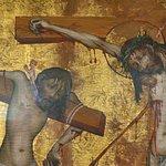détail de la Crucifixion