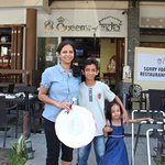 Great Indian restaurant in the Bali