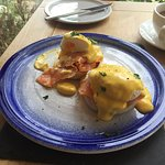 Eggs Benedict - fabulous!