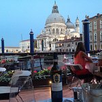 View from Riva Lounge