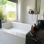 salle de bain villa prestige