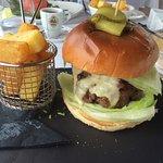 What a burger !!