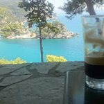Great coffee and a lovely view!