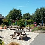 Very good ale and pleasant garden. Easy access for wheelchairs.