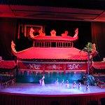 Golden Dragon Water Puppet Theater