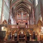 Eglise protestante Saint Pierre le Jeune Foto