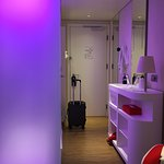 Interior - citizenM Schiphol Airport Photo