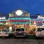 Bilde fra Denny's
