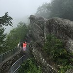 The Blowing Rock Foto