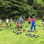 Foto de Board Riding Development Mountain Boarding Centre