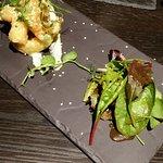 Wasabi king prawns