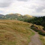 Nearby Malvern Hills