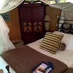 Foto van Kubu Lodge
