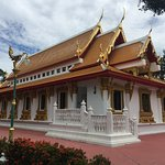A gem in Tampa!  The temple is beautiful and the Thai food is very authentic. I loved it!!