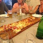 Strepitosa pizza alla Pala