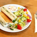 Try one of our great Paninis!
