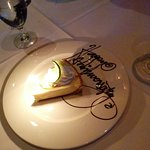 Absolutely delicious key lime pie!