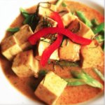 Vegan - Panang Curry with tofu