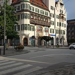 Hotel Stadt Kufstein Foto
