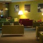 Hotel-Lobby Sitzbereich