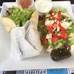 Photo de Yanni's Gyro Express Cafe