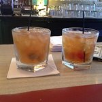 old fashion drink
