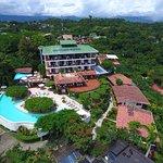 hotel la mariposa costa rica vistas aereas