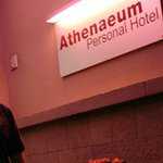 Photo of Athenaeum Hotel