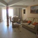 Wohn- Essbereich Suite