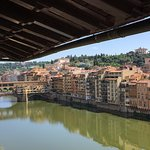 View towards Ponte Vecchio