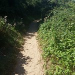 Bridle path approx 10min walk from house