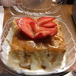 Tres Leches cake - oh my!