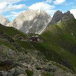 Innsbrucker Hütte Foto