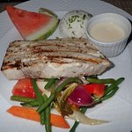 Main Course Sword Fish
