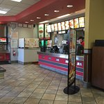 Carl Jr counter