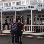 Foto de Duke of Marlborough Hotel