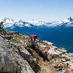 Top of the World Trail in Whistle Photo by Mike Crane