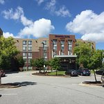 SpringHill Suites Columbia Downtown/The Vista Foto