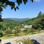 View of Mt Snow from Porch