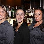 Sarah, April and Cassie @ the L Bar!