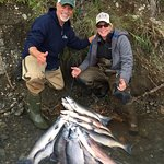 Fishing the Kenai Alaska