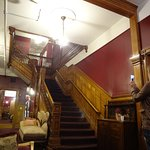 Haunted Hotel - notice the apparation coming down the stairs (pic 1 of 3)